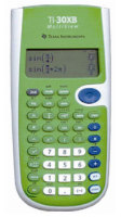 CALCULATOR TEXAS TI-30XB  SCIENTIFIC